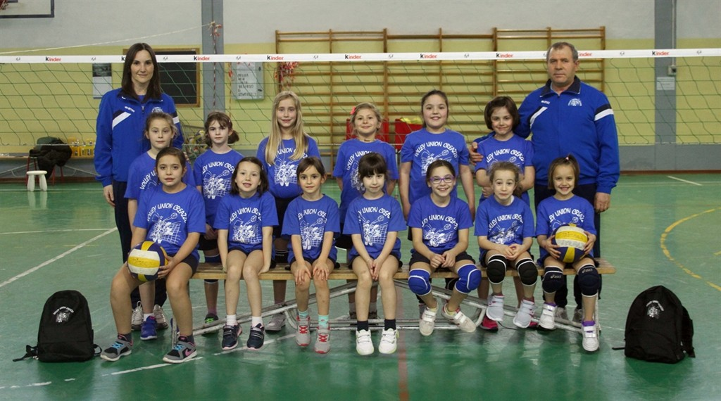 Volley Union Creazzo Gioco-Volley 2014 / 2015