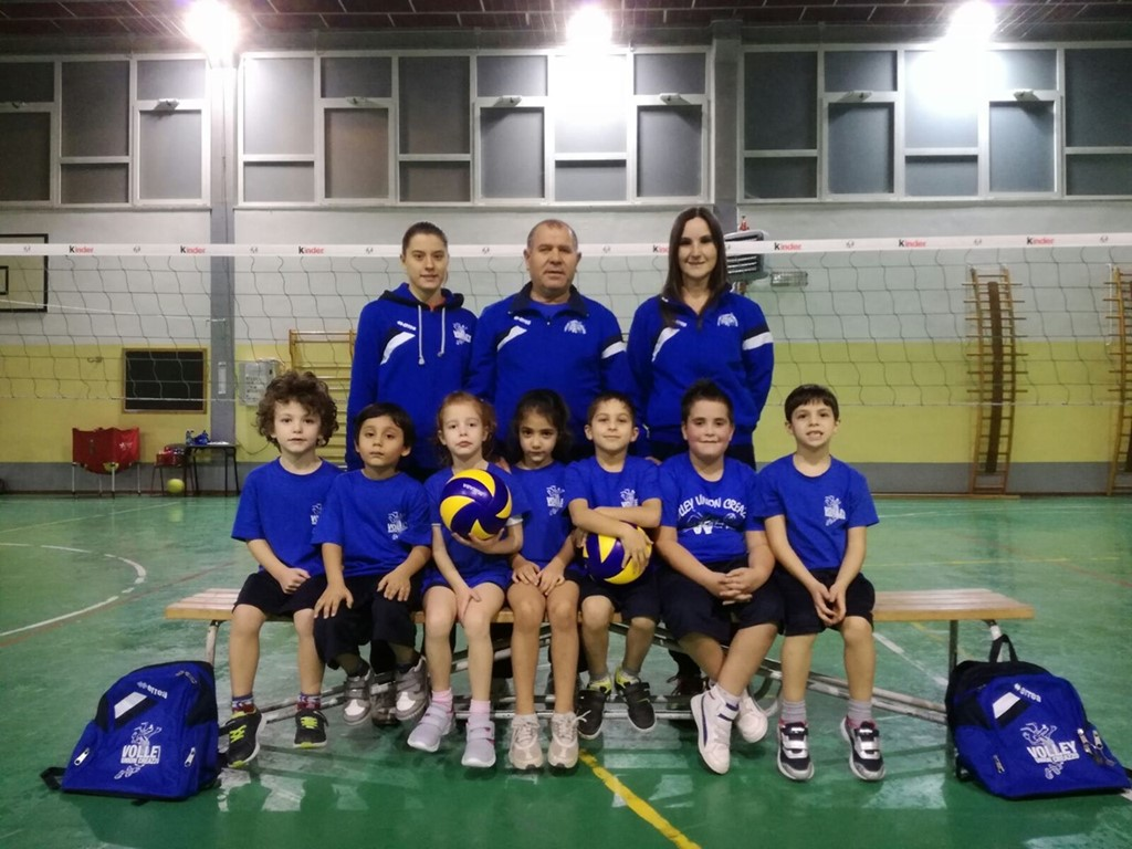 GIOCO VOLLEY 2016 / 2017