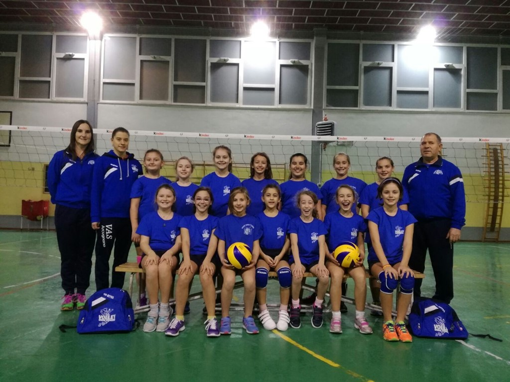 MINI VOLLEY 2016 / 2017