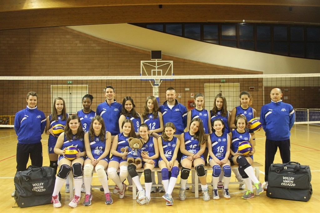 Volley Union Creazzo U12 - VMC S.p.A. 2014 / 2015