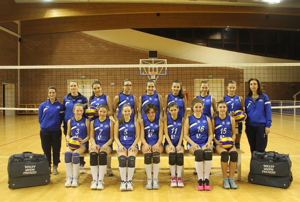 Volley Union Creazzo U14 - VERSO CAFFE' 2014 / 2015
