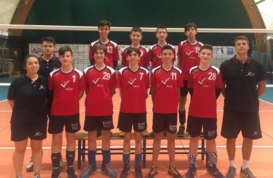 UNDER 13 RED IdeaElettronica (Eccellenza) 2018 / 2019