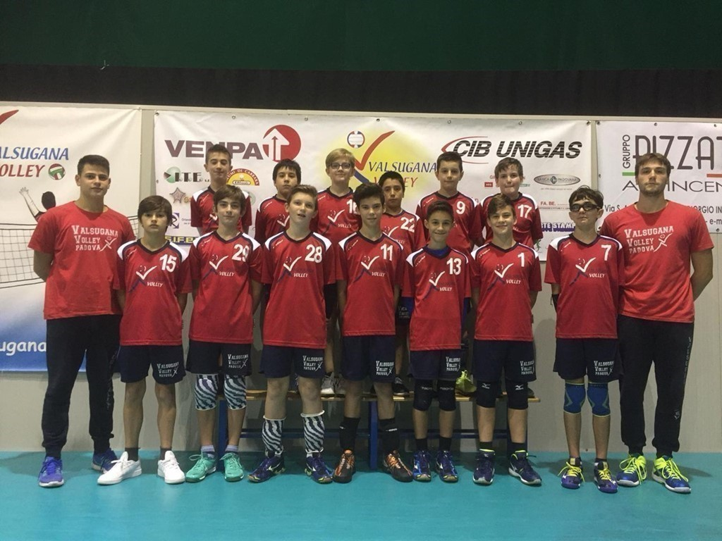 UNDER 13 IdeaElettronica (Coppa Veneto) 2018 / 2019
