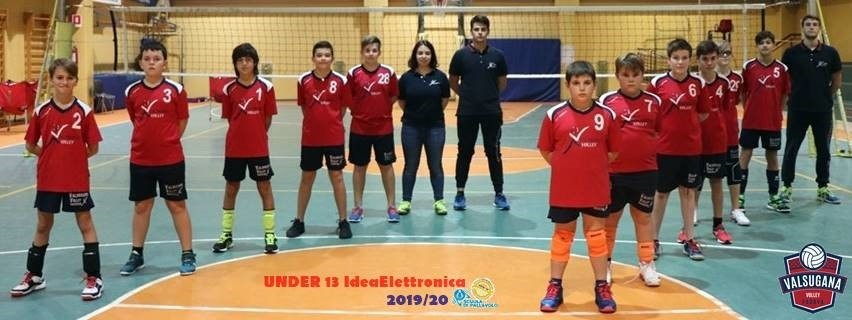 UNDER 13 IdeaElettronica 2019 / 2020