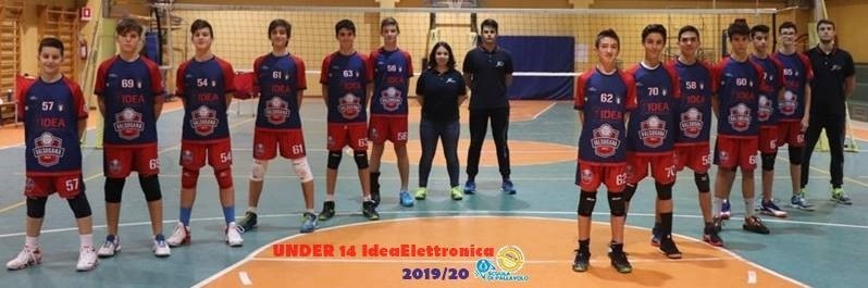 UNDER 14 IdeaElettronica 2019 / 2020