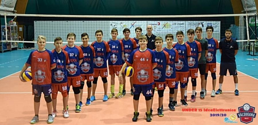UNDER 15 IdeaElettronica 2019 / 2020