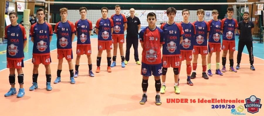 UNDER 16 IdeaElettronica 2019 / 2020