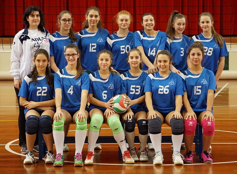 F/UNDER 16 - ADUNA Volley Albignasego 2016 / 2017