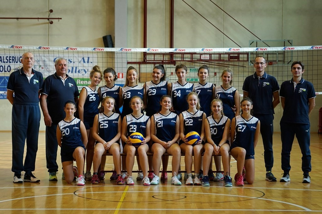 F/Under 14 - AMAT Aduna Volley Padova 2019 / 2020