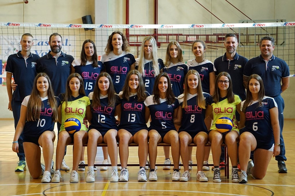 F/Under 18 - ALIA Aduna Volley Padova 2019 / 2020