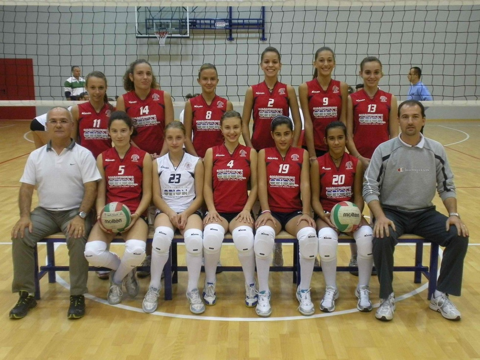 UNDER 14 Femminile AGNA VOLLEY 2011 / 2012