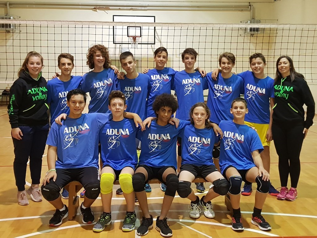 M/UNDER 15 - Aduna Volley Padova 2018 / 2019