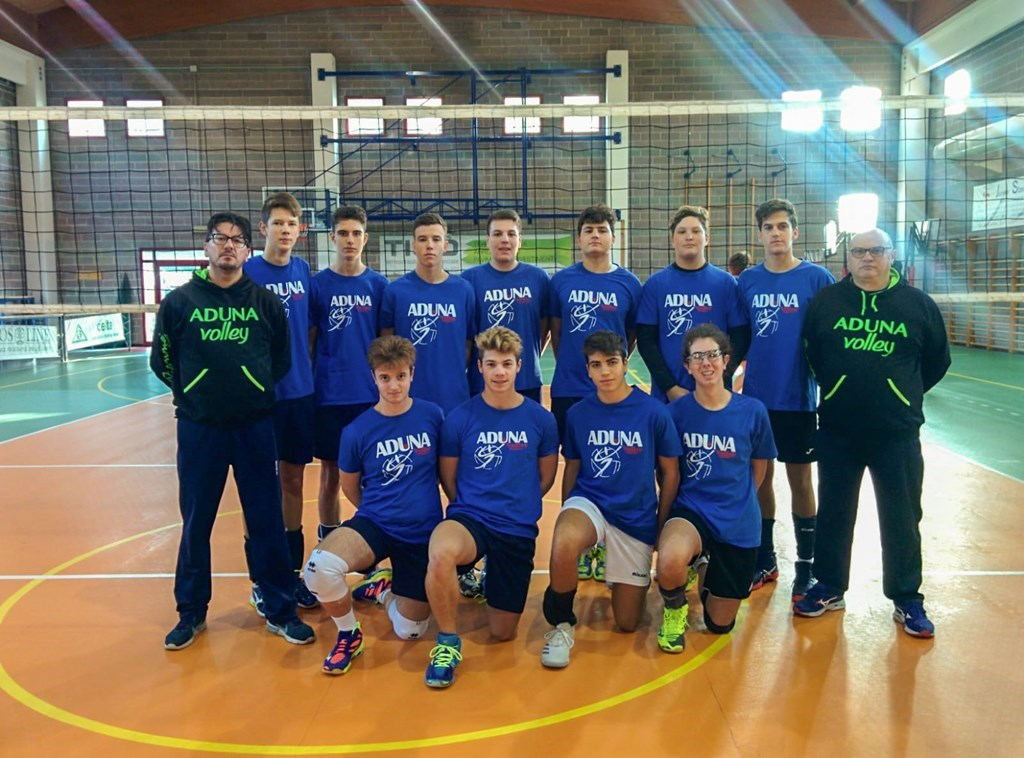 M/Under 18 - Aduna Volley Padova 2018 / 2019