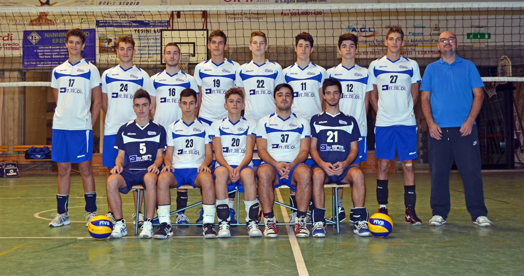Crevavolley.net U19 M 2013 / 2014