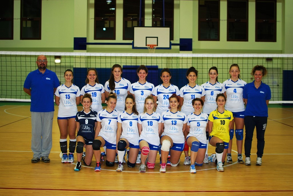 Under 18 Femm. Crevavolley.net 2015 / 2016