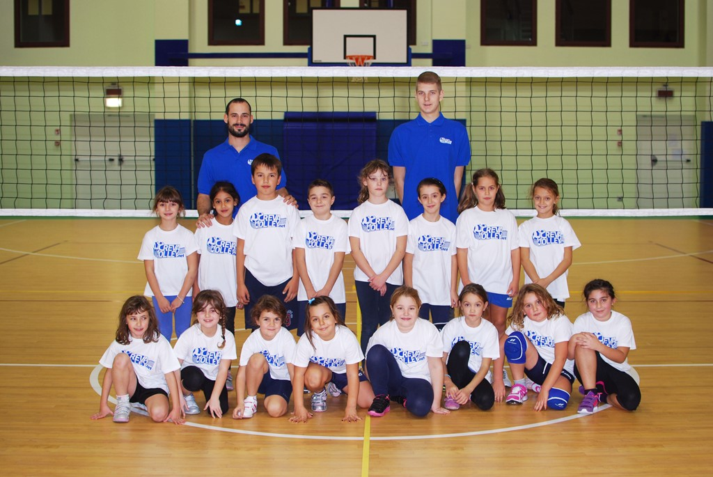 Minivolley Crevavolley.net 2015 / 2016