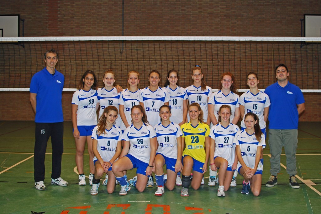 Under 16 Femm. Crevavolley.net 2015 / 2016