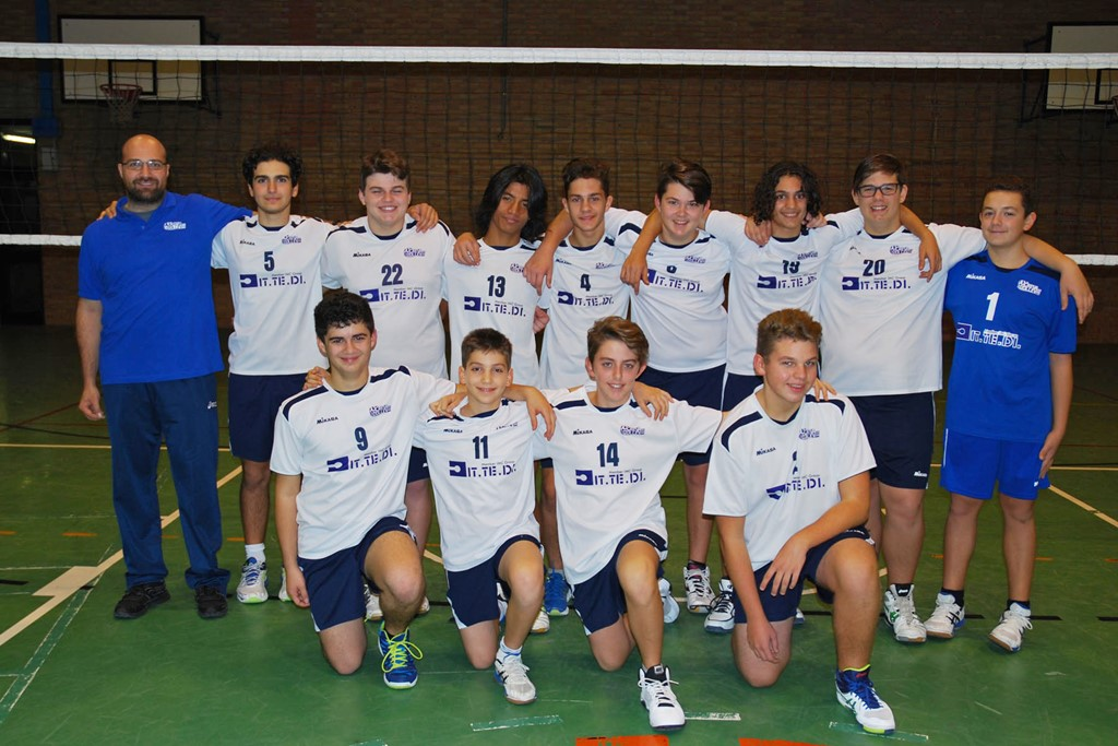 Under 17 Masc. Crevavolley.net 2015 / 2016