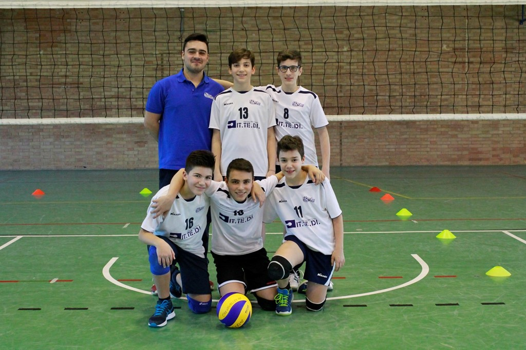 U13 M 3X3 Crevavolley 2016 / 2017