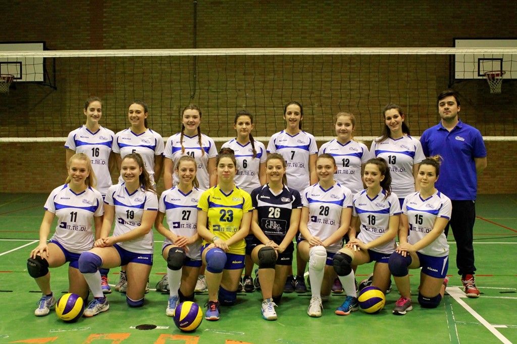 U16 F Crevavolley 2016 / 2017