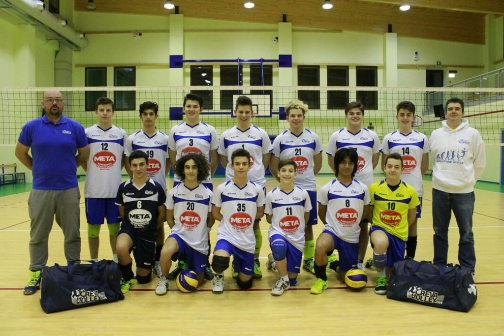U16 M Crevavolley 2016 / 2017