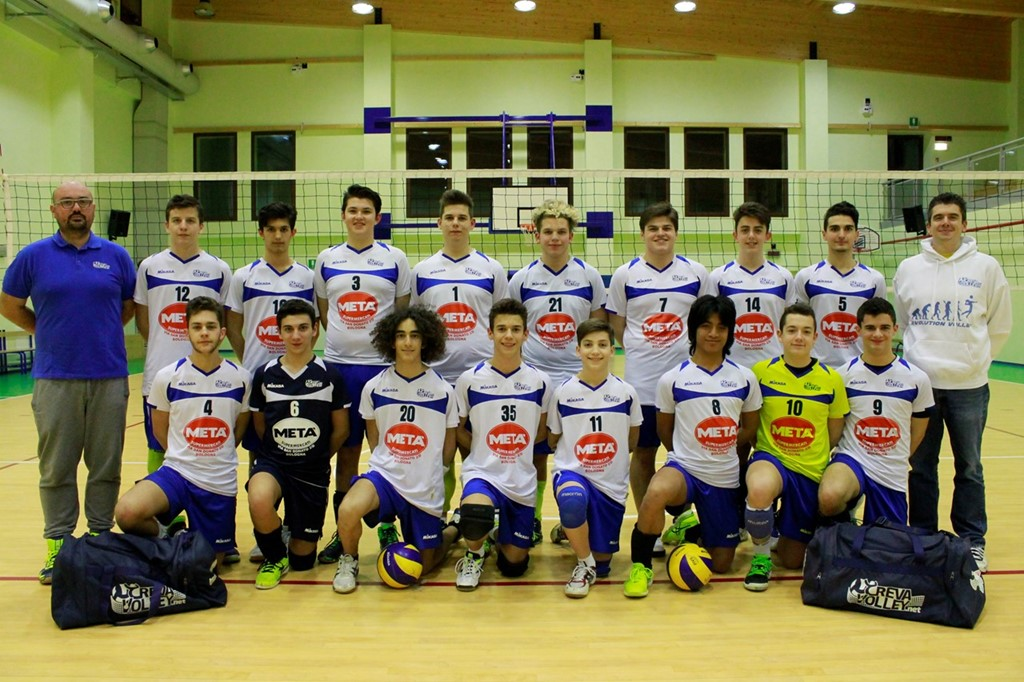 U18 M Crevavolley 2016 / 2017