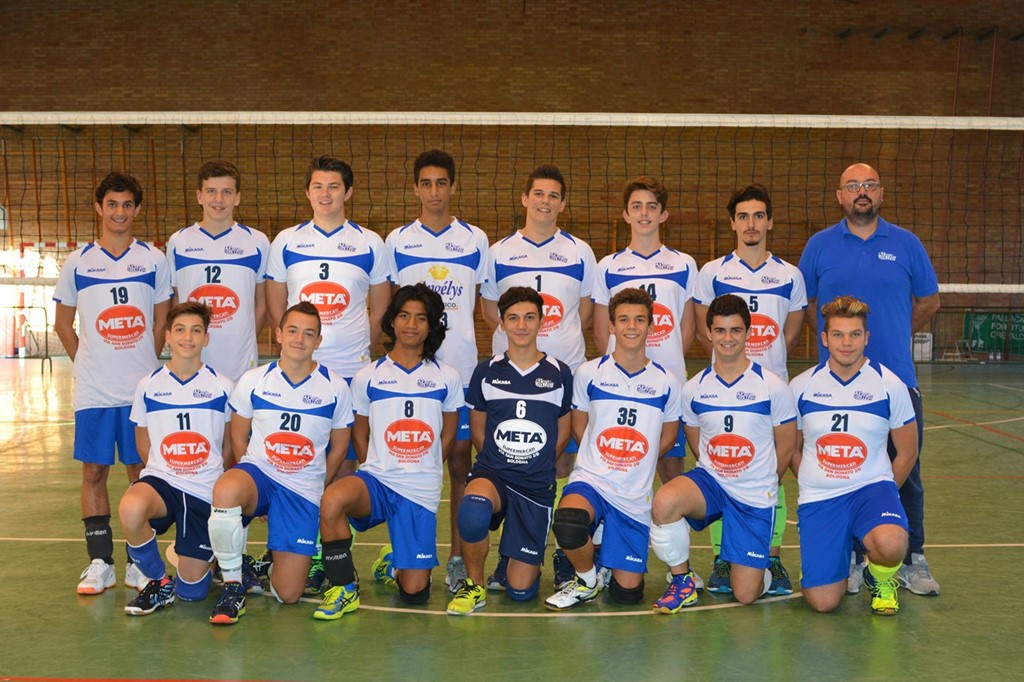 Under 18 M Crevavolley 2017 / 2018