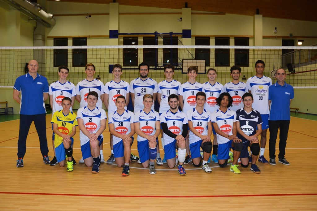 1° Divisione M Crevavolley 2018 / 2019