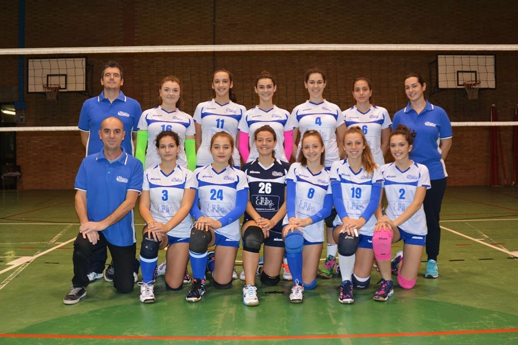 Under 18 F Crevavolley 2018 / 2019