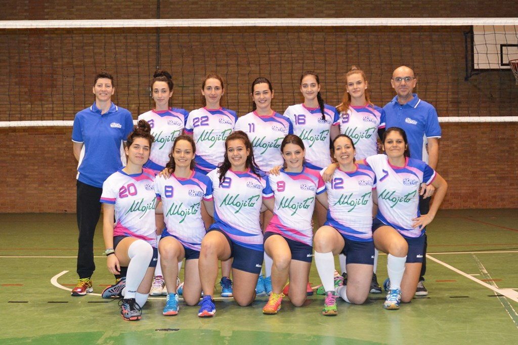 2° Divisione F Crevavolley 2018 / 2019