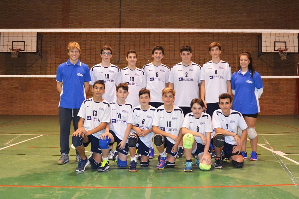 Under 15 M Crevavolley 2018 / 2019