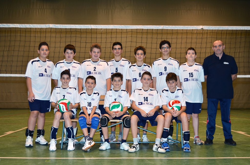 Crevavolley.net U15 M 2013 / 2014