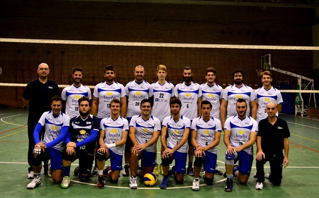 1 Divisione Maschile Crevavolley.net 2014 / 2015