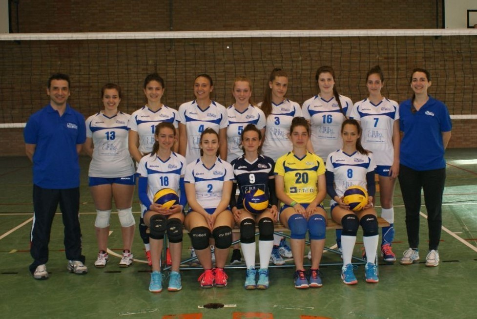 U18 F Crevavolley 2016 / 2017