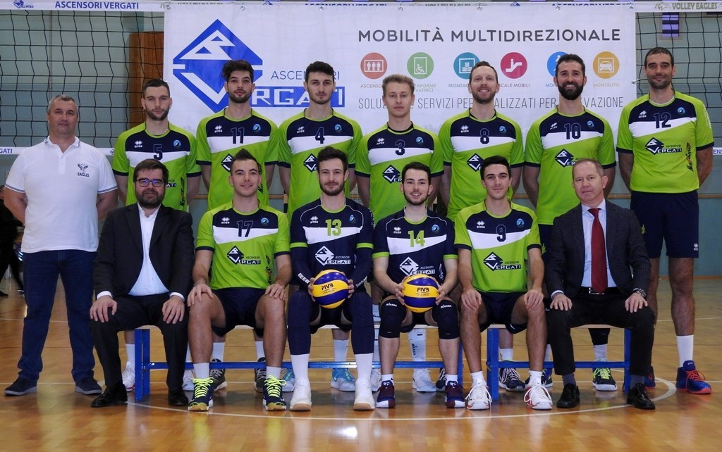 EAGLES VERGATI BM 2019 / 2020