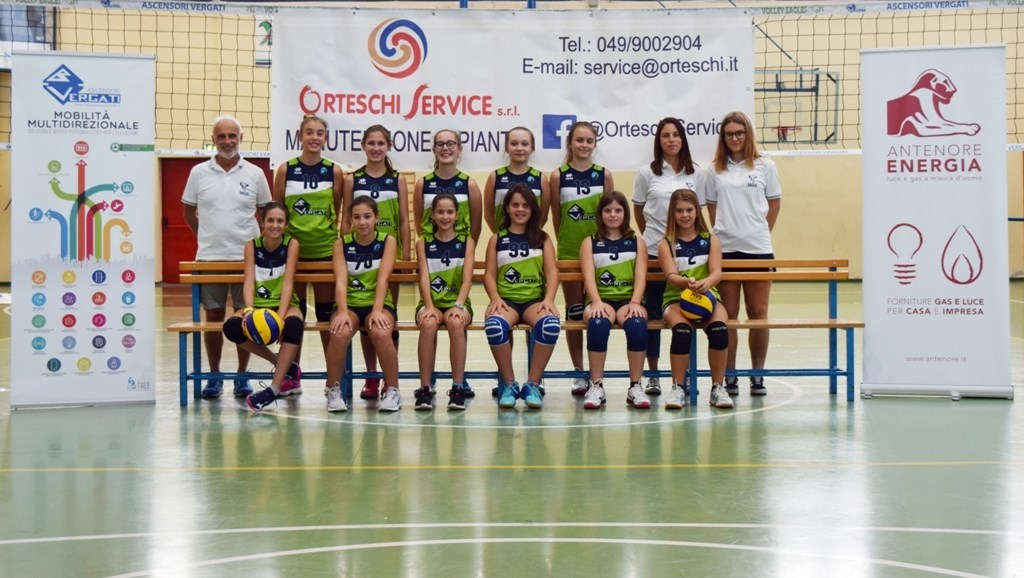 EAGLES VERGATI U13F 2019 / 2020