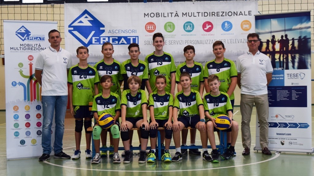 EAGLES VERGATI U13M 2019 / 2020