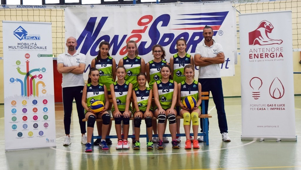 EAGLES VERGATI U14F 2019 / 2020