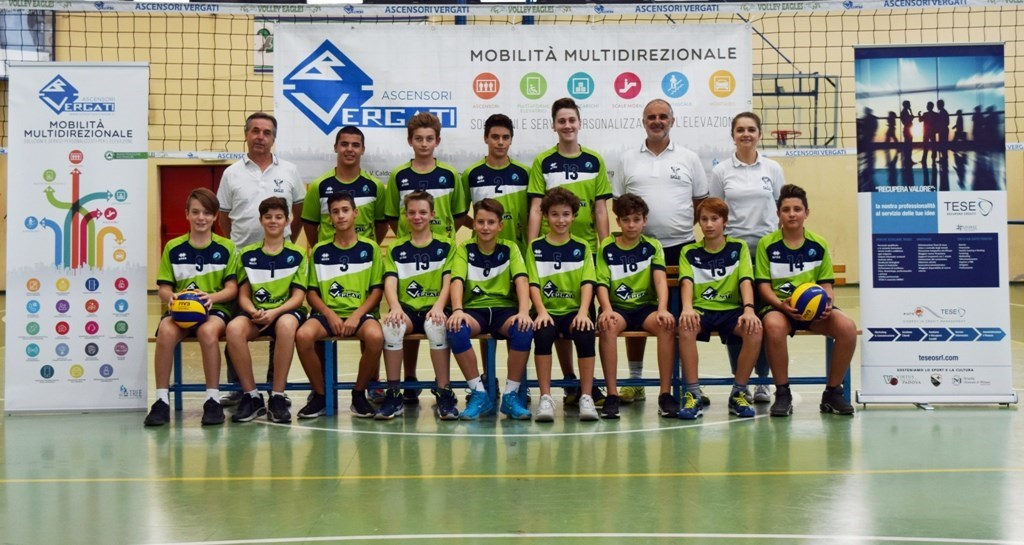 EAGLES VERGATI U14M 2019 / 2020