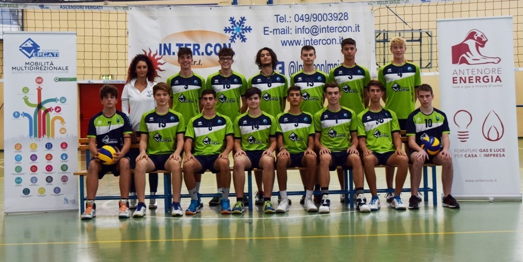 EAGLES VERGATI U18M 2019 / 2020