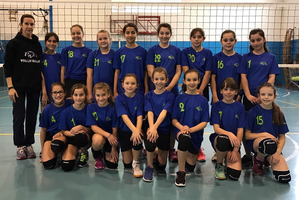 Volley Eagles Vergati Junior Volley 2016 / 2017