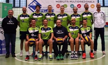 VolleyEagles VERGATI B 2017 / 2018