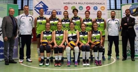 VolleyEagles VERGATI C 2017 / 2018