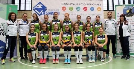 VolleyEagles VERGATI U14 2017 / 2018