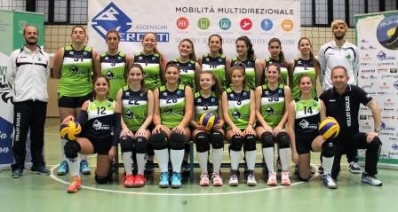 VolleyEagles VERGATI U18 Blu 2017 / 2018