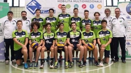 VolleyEagles VERGATI U18m 2017 / 2018
