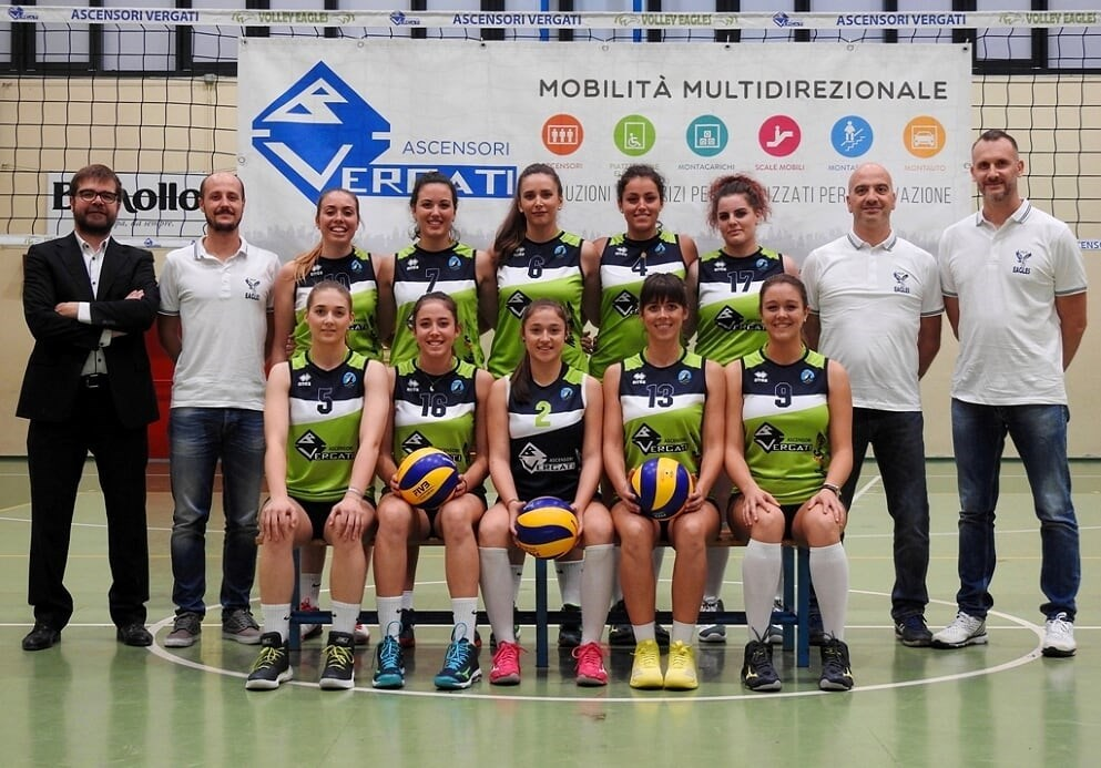 EAGLES VERGATI B2 F 2018 / 2019