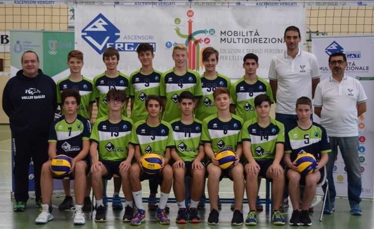 EAGLES VERGATI U16 MASC. 2018 / 2019