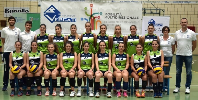 EAGLES VERGATI 3^ DIV. FEMM. 2018 / 2019