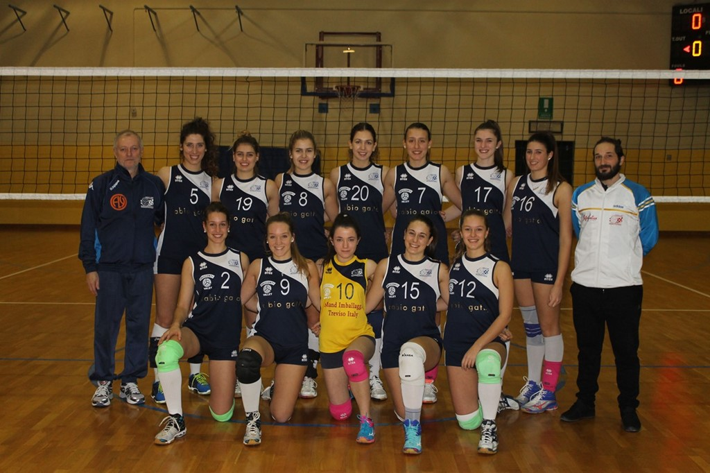 ORIZZONTI VOLLEY BLU 2016 / 2017